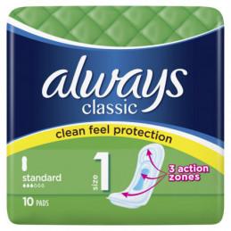 Higieniniai paketai  Always...