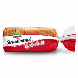 Pusryčių duona skrudinimui,...