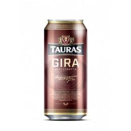 Gira Tauras  nefiltruota...