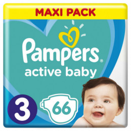 Sausk.Pampers Active Baby 3...