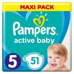Sausk.Pampers Active Baby 5...
