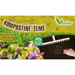 Kompostinė žemė 7l