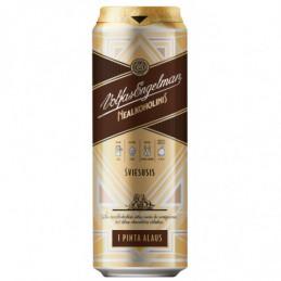 Nealkoholinis šviesus alus...