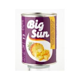 Ananasų gabaliukai BIG SUN...