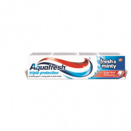 Dantų pasta Aquafresh...