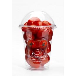 Pomidorai mini slyviniai, 250g