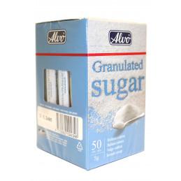 Cukrus pakeliais 50vnt.
