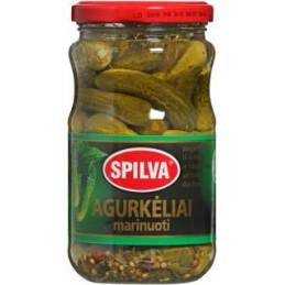 Mar.agurkėliai Spilva 330ml