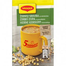 Žirnių sriuba su...