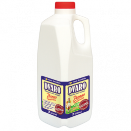DVARO pienas 2l, 3.5% riebumo