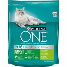Ėd.katėms ONE Indoor sausas...