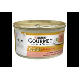 Ėdalas katėms  Gourmet Gold...