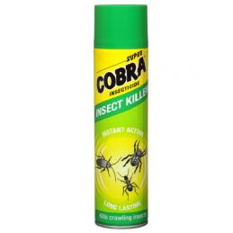 Cobra prieš rop.vabzdž. 400ml