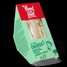 Sumuštinis  Soft Bread...