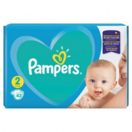 Sauskelnės PAMPERS New...