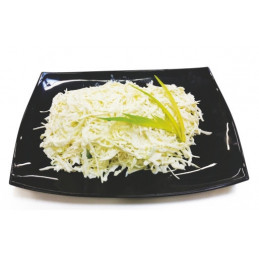 Kopūstų porų salotos